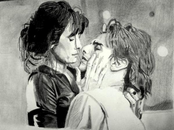 Penelope Cruz, Tom Cruise by docjohn